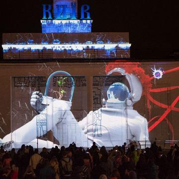 У Києві вдруге відбудеться міжнародний фестиваль світла і медіа-мистецтва Kyiv Lights Festival
