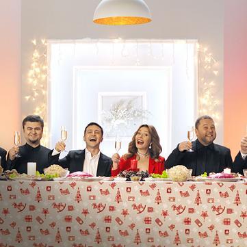 Прем'єра блокбастераDZIDZIO, святковий Квартал та заряд вітаміном D: Що готує 1+1 на Новий рік