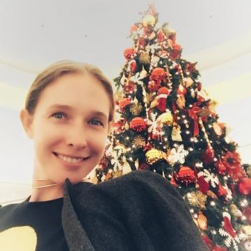 Як зірки 1+1 зустрічали Різдво: Горбунов і Осадча в теплих краях, Комаров – у родинному колі