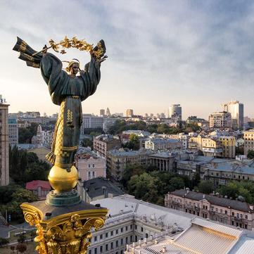 Престижний британський ресурс показав відеоролик про Київ