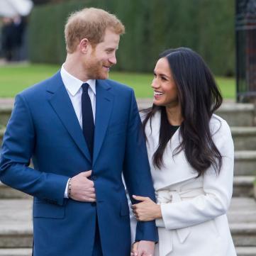 Принц Гаррі та Меган Маркл знімуться у фільмі про свої стосунки