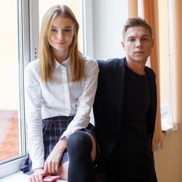 Найгарніша пара Школи офіційно заявила про розрив стосунків