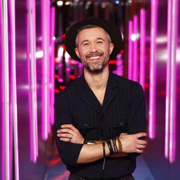Сергій Бабкін запросив у команду талановитого вокаліста