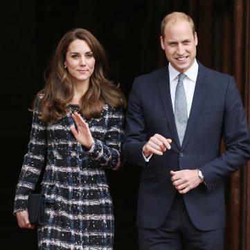 Принц Вільям здивував різкою зміною іміджу