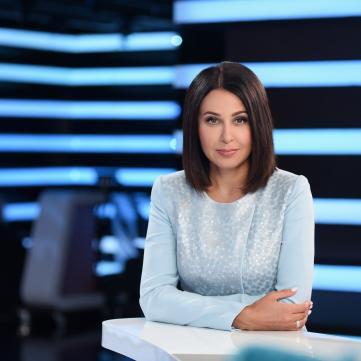 Наталія Мосейчук не змогла стримати сліз у прямому ефірі