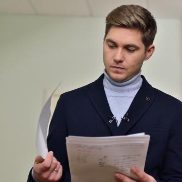 Володимира Остапчука переслідували під час зйомок у Тернополі