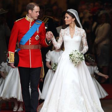 Королівський стиль: 7 найкрасивіших весільних суконь