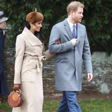 Стало відомо, хто зіграє принца Гаррі та Меган Маркл у фільмі