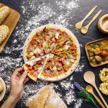 Рецепт справжньої італійської піци від Марко Черветті