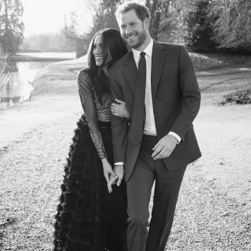Стало відомо, яким буде весільний торт принца Гаррі та Меган Маркл