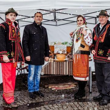 На ярмарці у Києві українські громади представлять свої самобутні товари