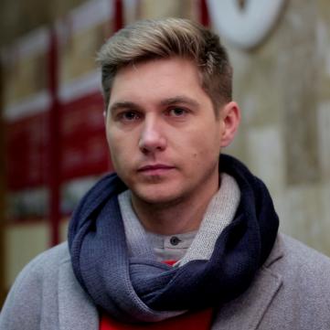 Інспектора Володимира Остапчука приголомшив стан Чорноморського університету