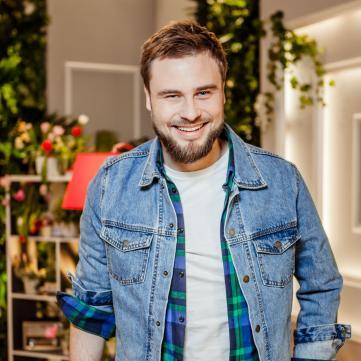 Єгор Гордєєв стане ведучим масштабної міжнародної fashion-події