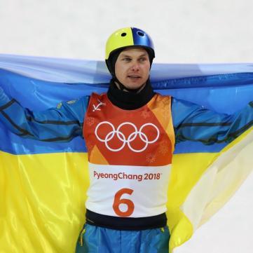 Україна здобула перше золото на зимовій Олімпіаді 2018