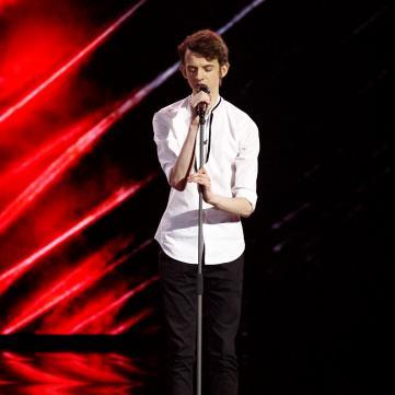 Виступ учасника Голосу країни з піснею Rammstein зібрав понад 1 млн переглядів
