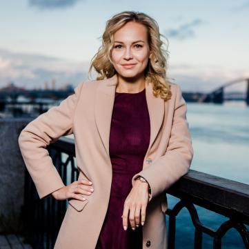 Акторка Дар'я Єгоркіна зізналася, чи вільне її серце