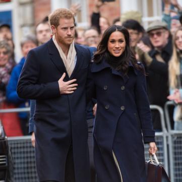 Принц Гаррі запросив на своє весілля двох колишніх
