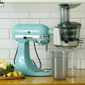5 міксерів, які прикрасять вашу кухню