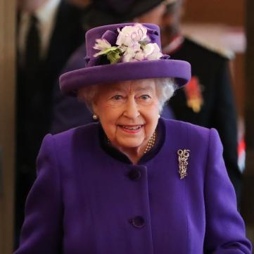 Єлизавета ІІ дала офіційну згоду на шлюб принца Гаррі та Меган Маркл