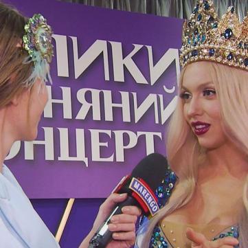 Оля Полякова першою з українських артистів почала приймати оплату за корпоративи у біткоїнах