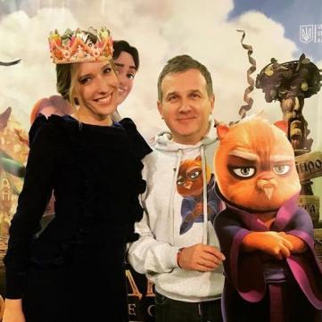 Юрій Горбунов дав перше інтерв'ю Катерині Осадчій після одруження