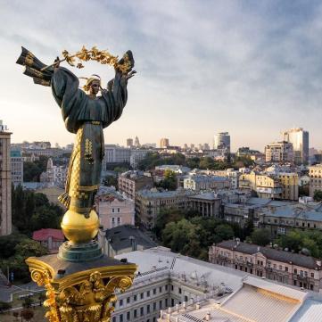 1+1 покаже документальний проект «Україна. 100 днів над прірвою»