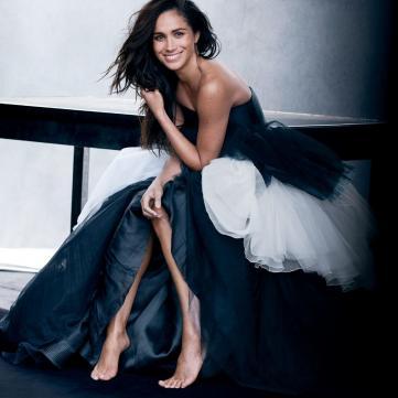 Якою буде весільна сукня Меган Маркл