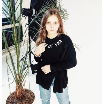 Донька Ольги Фреймут хоче потрапити до серіалу «Школа»
