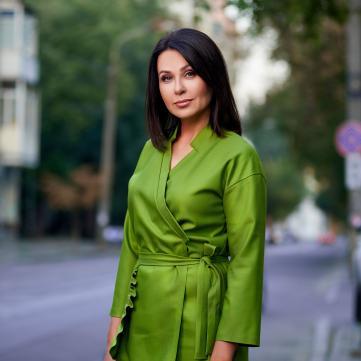 Наталія Мосейчук розповіла, як потрапила на телебачення