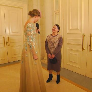 Ніна Матвієнко наспівала пісню Монатіка (ВІДЕО)