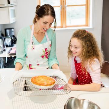 Готуємо з дитиною: 5 рецептів для надсмачних канікул