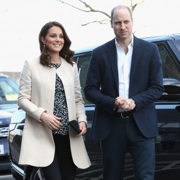 Як принц Вільям та Кейт Міддлтон назвуть майбутню дитину