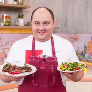 Юрій Ткач поділився рецептом родинної страви
