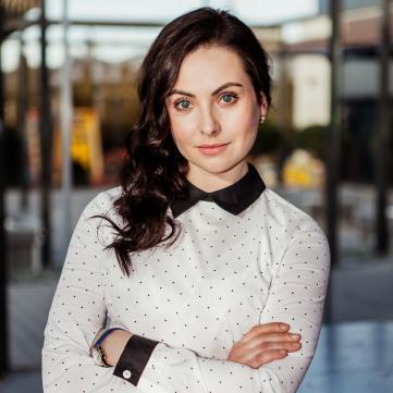 Валерія Ходос здійснила свою мрію в серіалі Прислуга