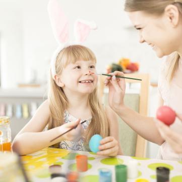 5 оригінальних ідей, як прикрасити пасхальні яйця