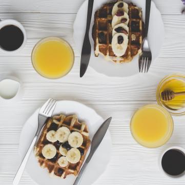 5 незвичайних рецептів з бананом, які вас здивують