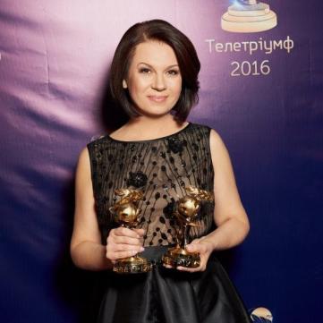 54 номінанти 1+1 медіа потрапили до шорт-листа премії «Телетріумф − 2018»