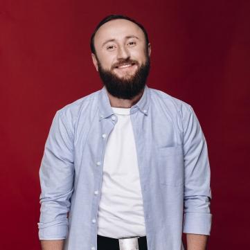 Учасник Голосу країни-8 Дмитро Самко зізнався, що хотів би зіграти у Школі