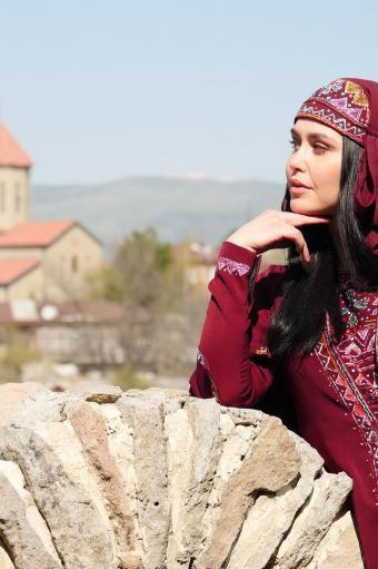 За Людмилу Барбір грузини побилися на кинжалах