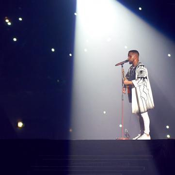 Live Show MONATIK стало найкращим музичним концертом за версією «Телетріумфу»