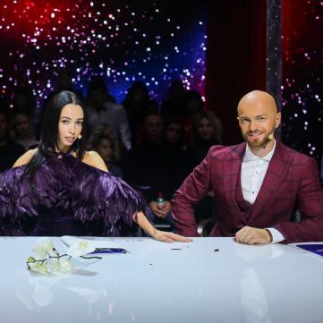 Шоу Танці з зірками перемогло у п'яти номінаціях премії «Телетріумф»