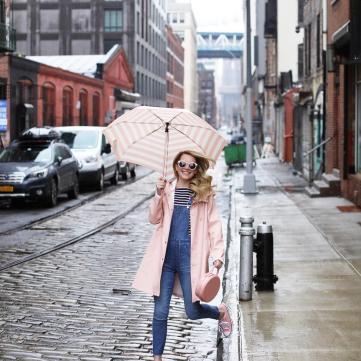 Що носити в дощову погоду: 7 весняних ідей