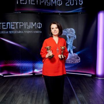 Алла Мазур встановила новий рекорд професійних нагород