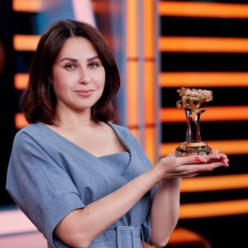 Наталія Мосейчук стала найкращою ведучою новин України
