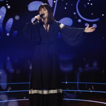 Переможниця Голосу країни-8 Олена Луценко: «Хочу розвиватися сольно»