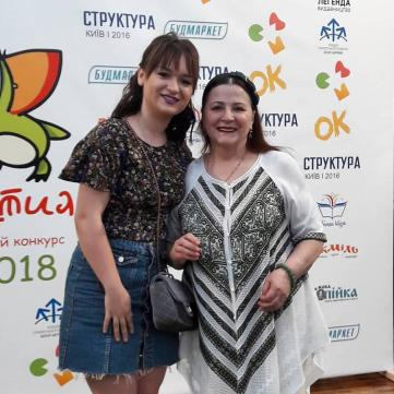 Олена Луценко заспівала на одній сцені з Ніною Матвієнко