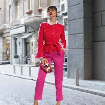 Правила колорблокінгу: Як поєднувати кольори в одязі