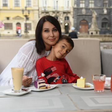 Наталія Мосейчук розповіла, як проводить час із сім'єю