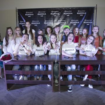 Зустріч із акторами Школи у Львові пройшла з аншлагом