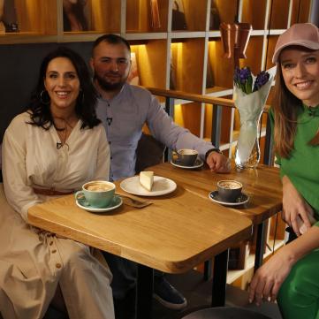 Джамала познайомила Катерину Осадчу з чоловіком та сином і щиро розповіла про свої перші тижні материнства